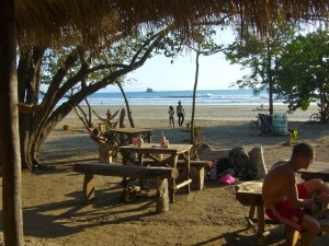 Playa Hermosa aka Survivor beach