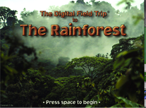 The Digital Field Trip to The Rainforest - Lifetime License (Educational)