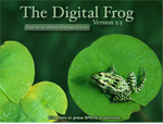 The Digital Frog 2.5 - Lifetime License (Educational)