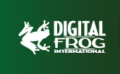 Digital Frog International home